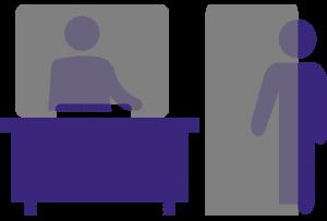 youdisplay logo voor verschillende soorten preventieschermen of coronaschermen