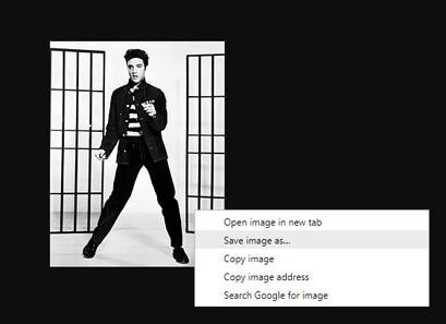 hoge resolutie beelden zoeken op internet - opslaan