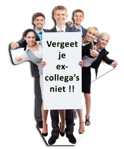 levensgrote pop of lifesizer van collega's