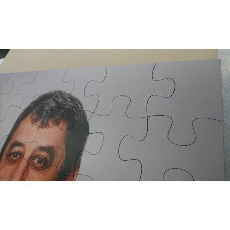 levensgrote foto puzzel - detail
